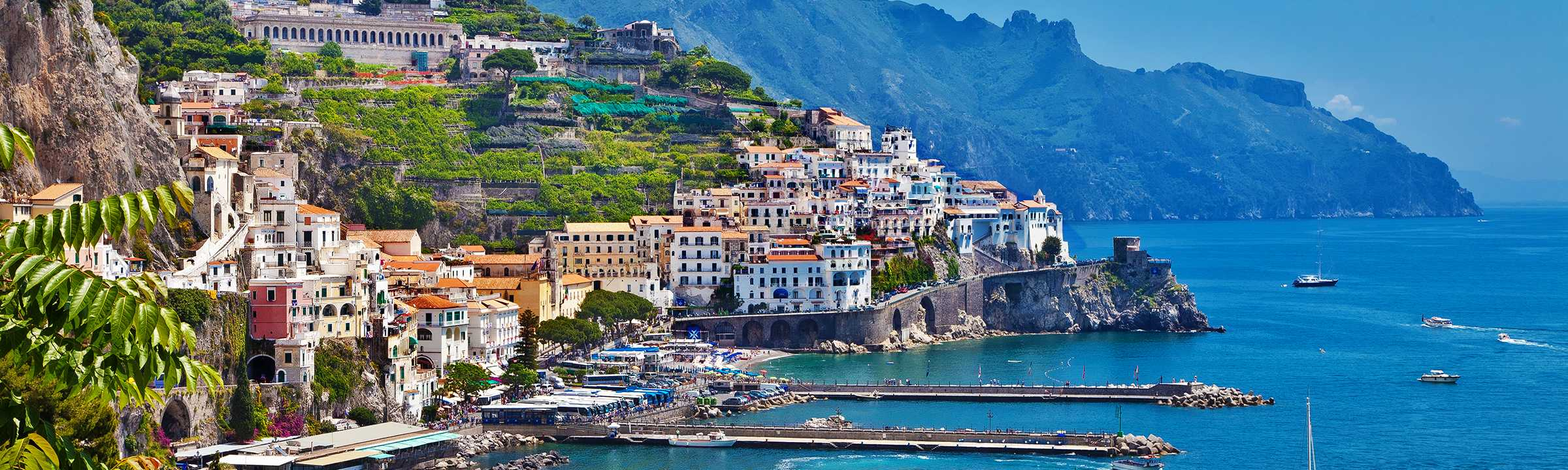 The Alluring Amalfi Coast