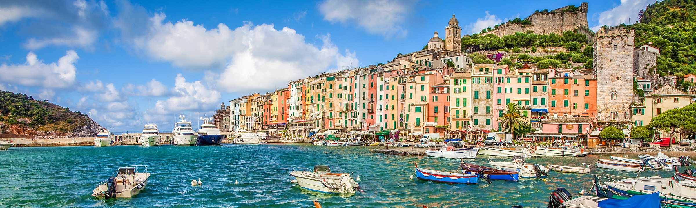 Best of Italy with the Italian Riviera