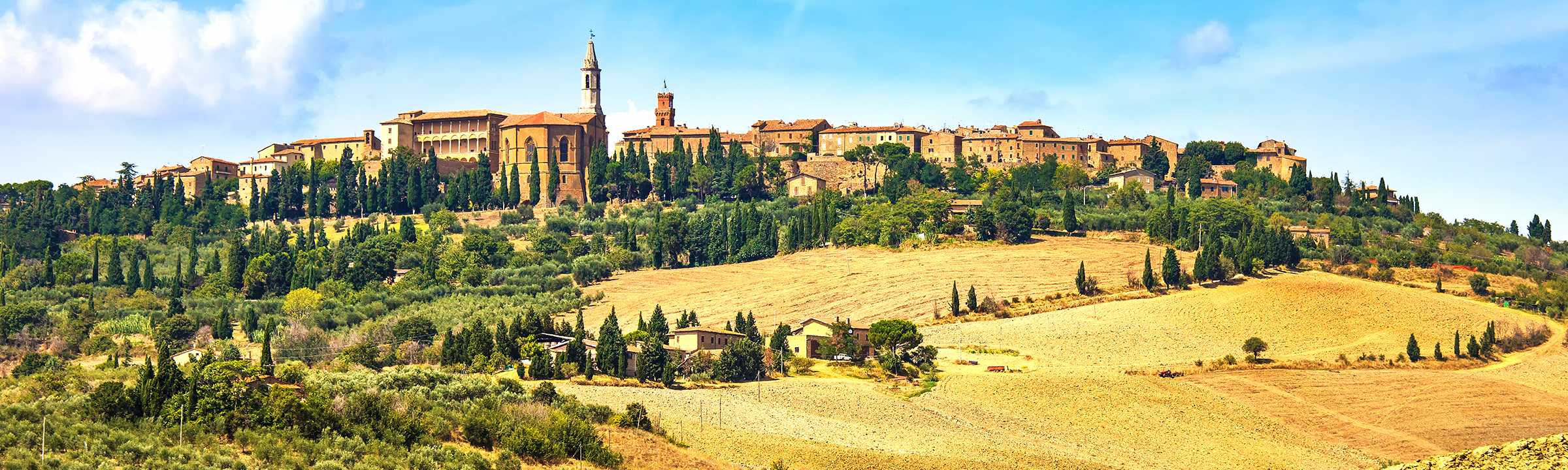 Majestic Vistas of Tuscany and Umbria